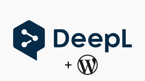 DeepL und WordPress