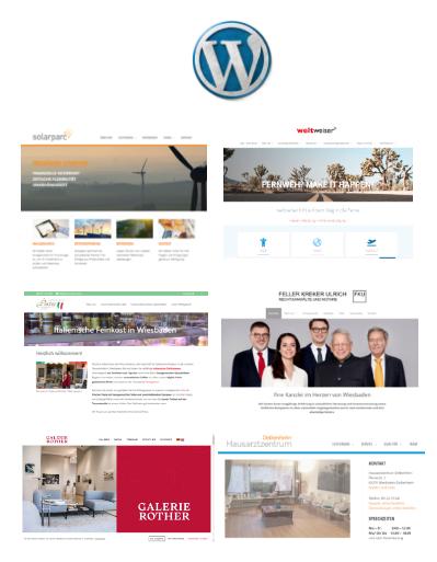 WordPress Webdesign von der Robin GmbH